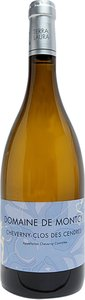 Domaine De Montcy Cuvée Clos Des Cendres 2011 Bottle