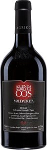 Azienda Agricola Cos Maldafrica 2011, Igt Sicilia Bottle