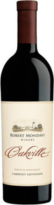 Robert Mondavi Winery Oakville Cabernet Sauvignon 2012 Bottle