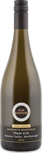 Kim Crawford Small Parcels Favourite Homestead Pinot Gris 2012, Awatere Valley Bottle