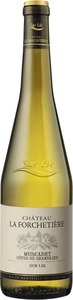 Chateau La Forchetiere Muscadet Sur Lie 2014, Cotes De Grandlieu Bottle