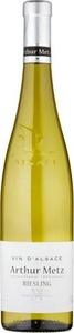 Arthur Metz Riesling 2014 Bottle