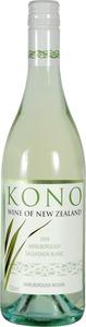 Kono Sauvignon Blanc 2014, Marlborough, South Island Bottle