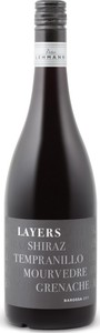 Layers Shiraz/Tempranillo/Mourvèdre/Grenache 2012, Barossa, South Australia Bottle