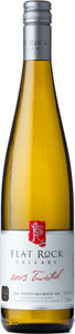 Flat Rock Twisted White 2014, VQA Twenty Mile Bench, Niagara Peninsula Bottle