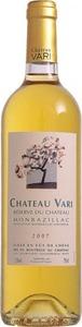 Chateau Vari, Monbazillac 2008 Bottle