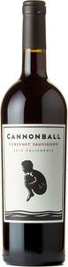 Cannonball Cabernet Sauvignon 2013, California Bottle