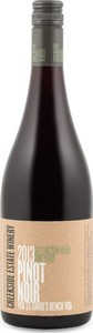 Creekside Estate Queenston Road Pinot Noir 2013, VQA St. David's Bench, Niagara Peninsula Bottle