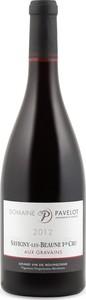 Domaine Pavelot Aux Gravains Savigny Les Beaune 1er Cru 2012, Ac Bottle