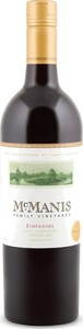 Mcmanis Zinfandel 2013, California Bottle
