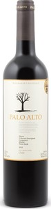 Palo Alto Winemaker's Selection Cabernet Sauvignon/Shiraz/Merlot 2010, Maule Valley Bottle