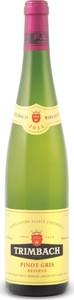 Trimbach Réserve Pinot Gris 2011, Ac Alsace Bottle