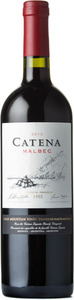 Catena Malbec High Mountain Vines 2013 Bottle