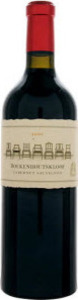Boekenhoutskloof Cabernet Sauvignon 2011, Franschhoek Bottle