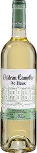 Château Lamothe De Haux 2014 Bottle