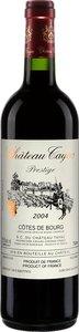 Château Tayac Prestige 2003 Bottle