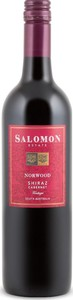 Salomon Norwood Shiraz Cabernet 2012 Bottle