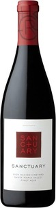 Sanctuary Bien Nacido Vineyard Pinot Noir 2012, Santa Maria Valley Bottle