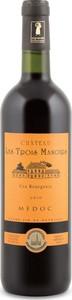 Château Les Trois Manoirs 2010, Cru Bourgeois, Ac Médoc Bottle