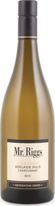 Mr. Riggs Cold Chalk Chardonnay 2014, Adelaide Hills Bottle