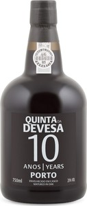 Quinta Da Devesa 10 Year Old Porto, Dop Bottle