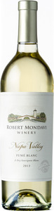 Robert Mondavi Fumé Blanc 2014, Napa Valley Bottle