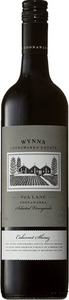 Wynns Coonawarra Estate V & A Lane Cabernet Shiraz 2010 Bottle