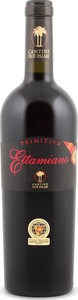 Cantine Due Palme Ettamiano Primitivo 2011, Igt Salento Bottle