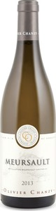 Olivier Chanzy Meursault 2013, Ac Bottle