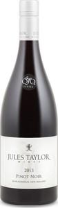 Jules Taylor Otq Series Pinot Noir 2013 Bottle