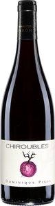 Dominique Piron Chiroubles 2014 Bottle