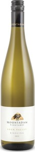 Mountadam Riesling 2013, Eden Valley, South Australia Bottle