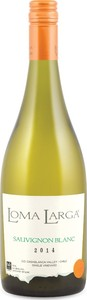 Loma Larga Sauvignon Blanc 2014, Casablanca Valley Bottle