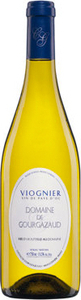 Domaine De Gourgazaud Viognier 2014, Vin De Pays D'oc Bottle