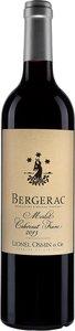 Lionel Osmin & Cie Bergerac 2013, Bergerac Bottle