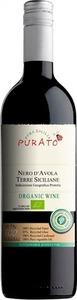 Purato Nero D'avola Organic 2013 Bottle