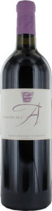 Domaine De L'a 2012, Côtes De Castillon Bottle