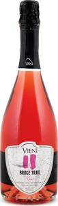 Vieni Bruce Trail Rose Sparkling, VQA Niagara Peninsula Bottle