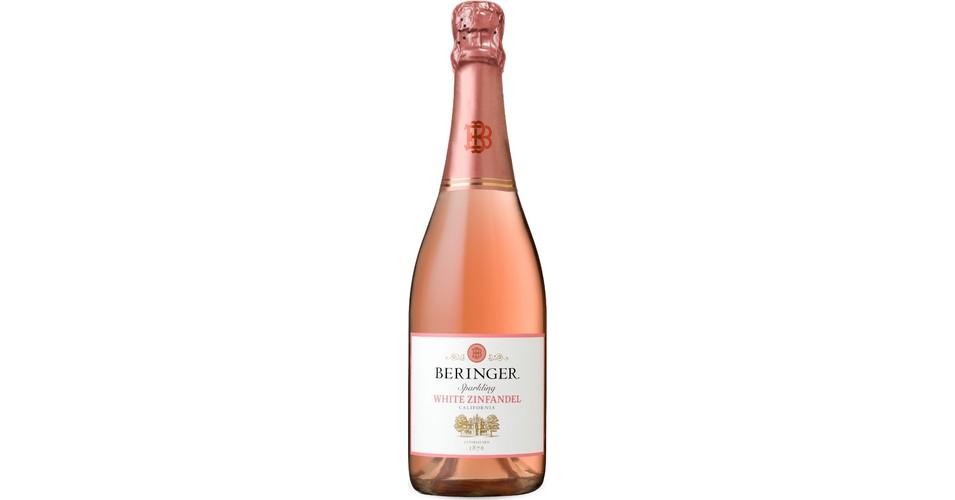 Beringer sparkling white zinfandel expert wine ratings and wine