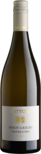 Valparadiso Fattori Pinot Grigio 2014 Bottle