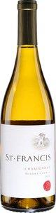 St. Francis Chardonnay 2013, Sonoma County Bottle