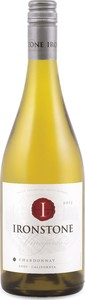 Ironstone Chardonnay 2014, Lodi Bottle