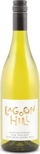 Lagoon Hill Sauvignon Blanc 2014, Martinborough, North Island Bottle