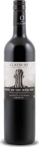 Claymore Walk On The Wild Side Shiraz 2013, Clare Valley, South Australia Bottle