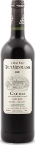 Château Haut Monplaisir Tradition 2012, Ac Cahors Bottle