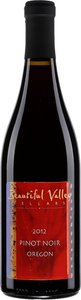 Beautiful Valley Cellars Pinot Noir 2012, Willamette Valley Bottle