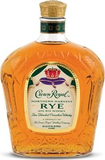 Crown Royal Northern Harvest Rye Bottle
