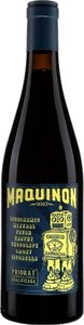 The Wine Gurus Maquinon Catalunya 2014 Bottle