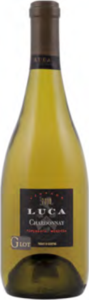 Luca G Lot Chardonnay 2013, Tupungato, Mendoza Bottle