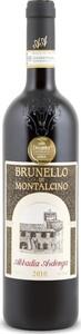 Abbadia Ardenga Brunello Di Montalcino 2004, Docg Bottle